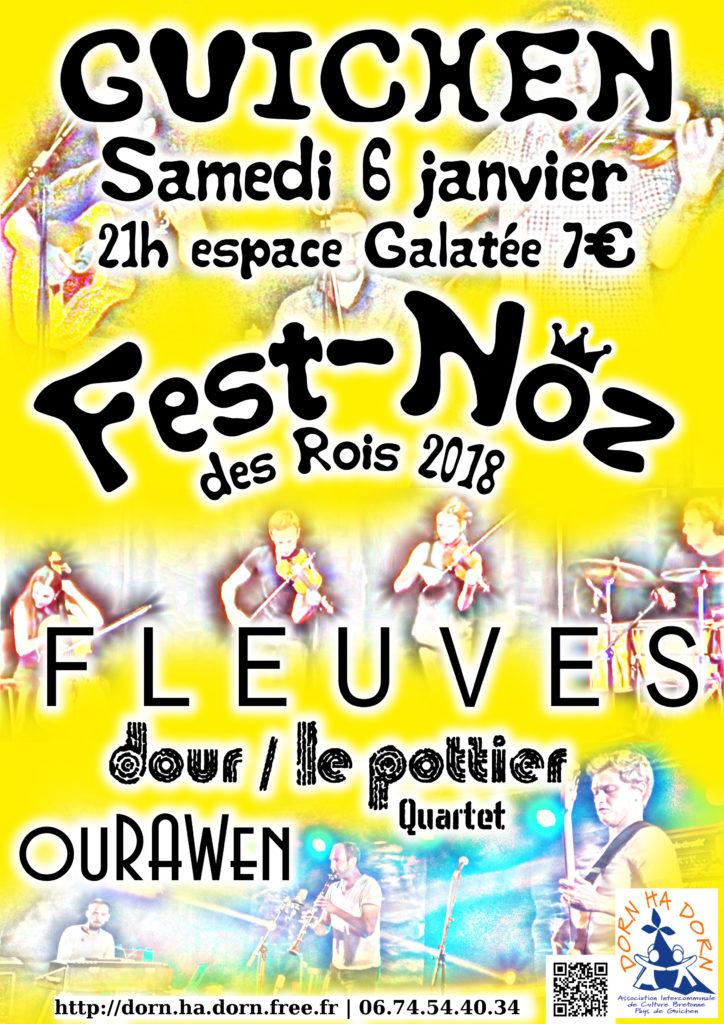 Fest-Noz Guichen -Sam 6 Janv