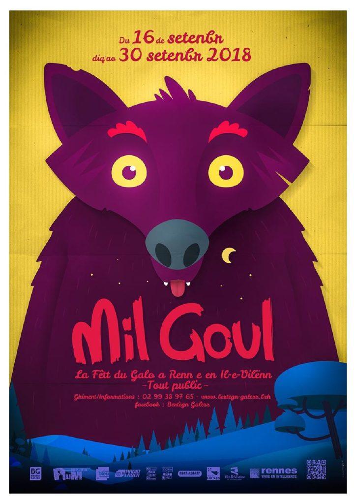 Du 16 au 30 Septembre : Festival Mil Goul