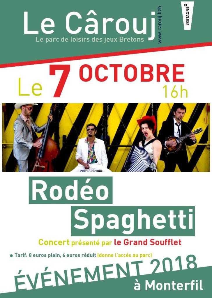 Dimanche 7 octobre : Concert - Monterfil