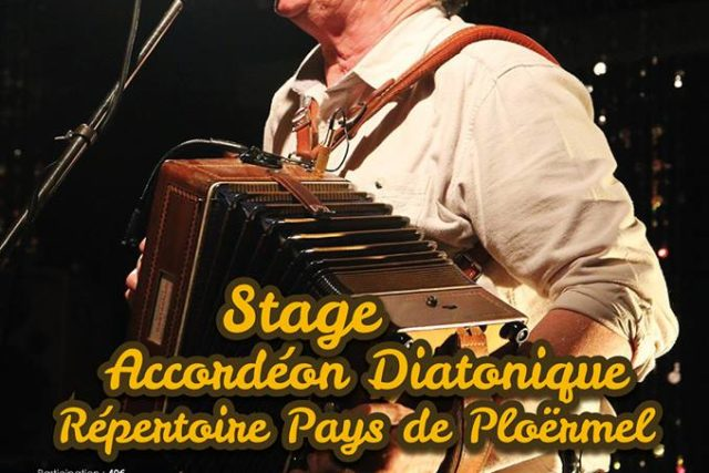 Sam 24 Novembre : Stage d'accordéon diatonique - Rennes