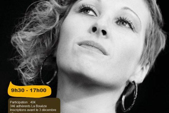 Sam 8 décembre : Stage de chant avec Rozenn Talec - Rennes