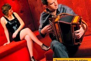 Sam 8 décembre : Concert Rozenn Talec et Yannig Noguet  - Rennes