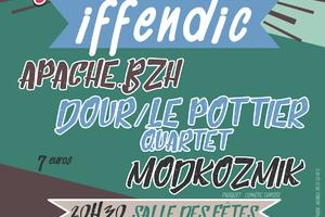 Samedi 9 février : Fest noz à Iffendic