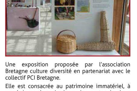Du 5 Mai au 30 Juin – Exposition – Le Sel-de-Bretagne