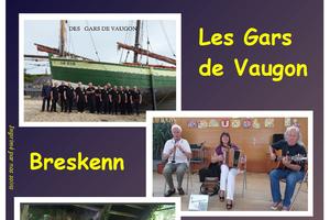 Samedi 21 Septembre - Cabaret/fest-noz 7e édition Acigné