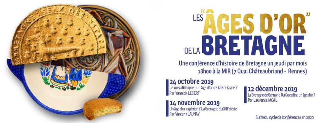 Jeudi 12 décembre - Conférence Laurence Moal