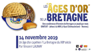 Jeudi 14 novembre – Conférence Vincent Launay