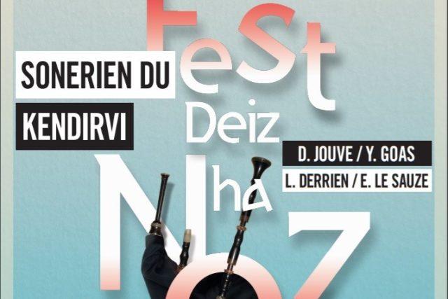 Samedi 18 janvier - Fest-noz - Pacé