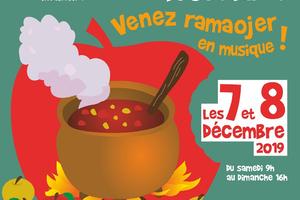 Sam. 7 & Dim. 8 décembre - Faîtes du Pommé - Monterfil