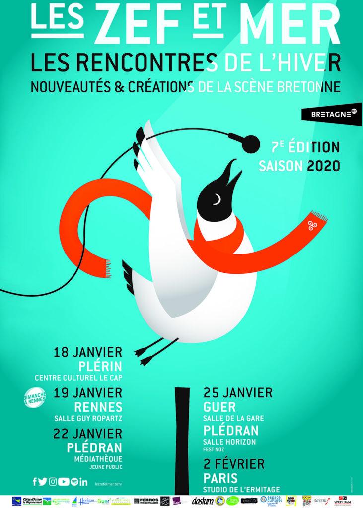Dimanche 19 janvier - Concert - Rennes
