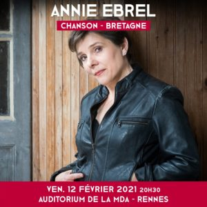 SKEUDENN TRO / SKEUDENN TOUR || ANNIE EBREL QUARTET || Roazhon