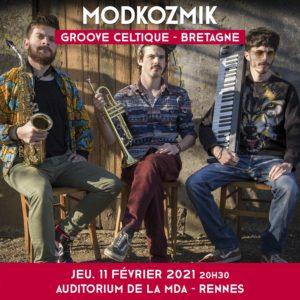 SKEUDENN TRO / SKEUDENN TOUR || MODKOZMIK || Roazhon