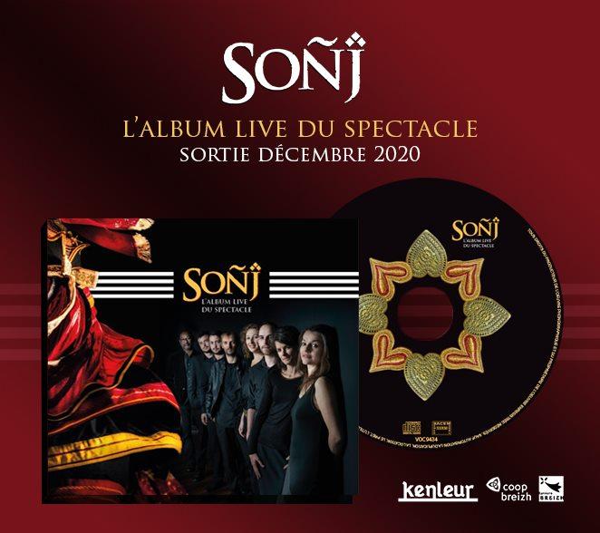 Pladenn nevez Soñj | Nouvel album Soñj